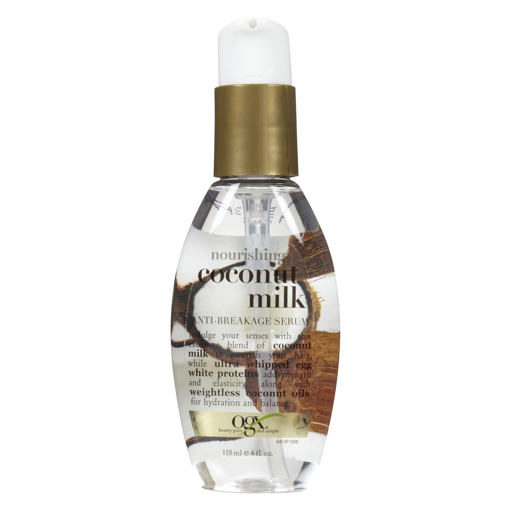 Nourishing Coconut Milk Conditioner Natural Hair